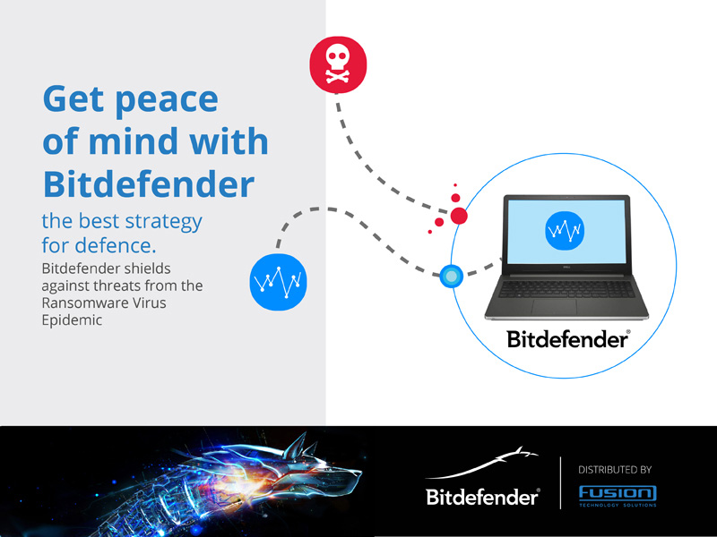 bitdefender shields against ransomware threats